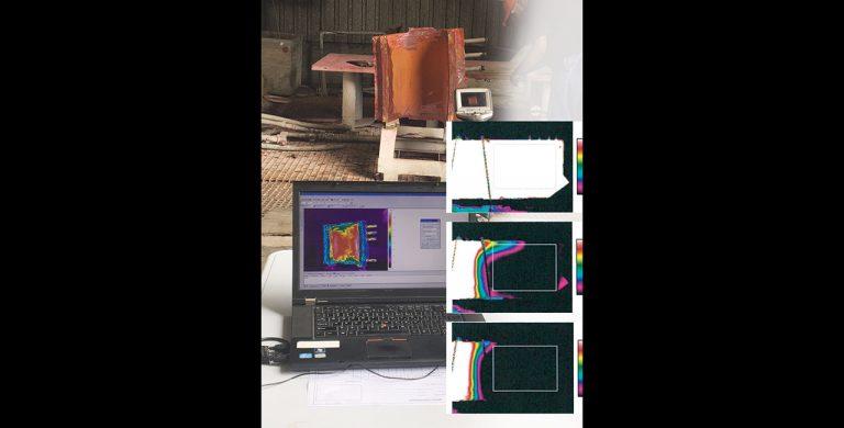Thermal-image-testing-
